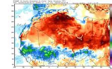 51,3 grados, posible récord histórico en África: ¿cuál es el máximo de calor en España?