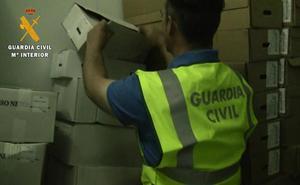 Detenido en Cúllar Vega por estafar más de 150.000 euros a empresas de alimentación de toda España