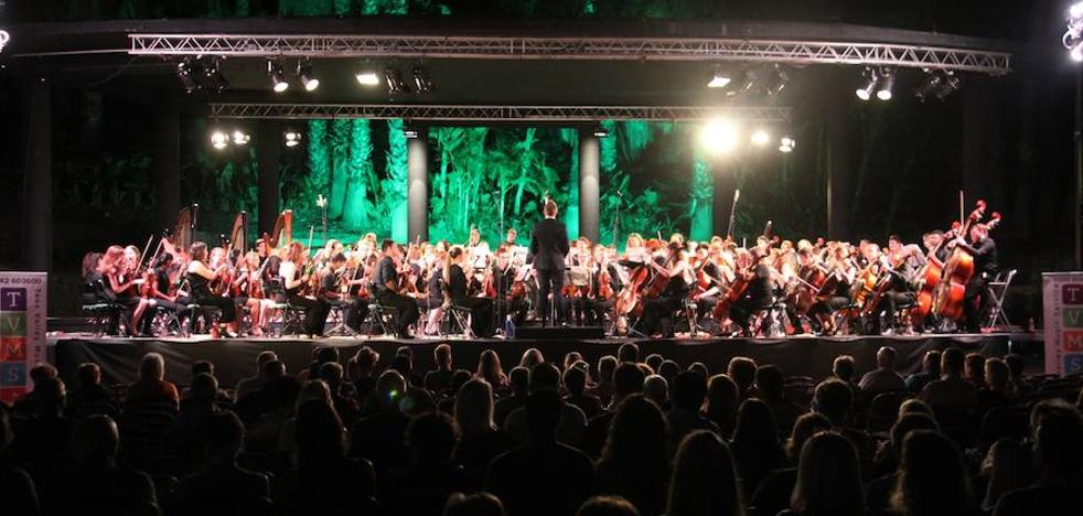 Una intoxicación alimentaria masiva impide a una orquesta tocar en Granada