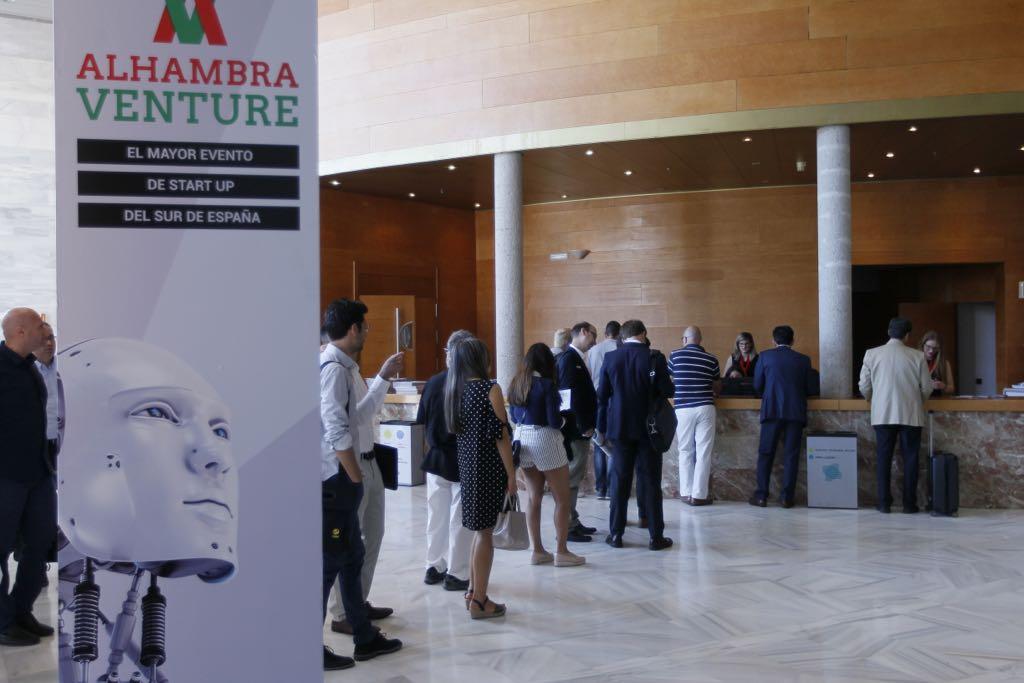 Las mejores imágenes del Alhambra Venture 18, en directo