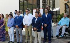 El alcalde apela a la unidad en el 21º aniversario del secuestro de Miguel Ángel Blanco