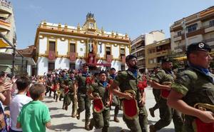 Expectación en Bailén ante la posible llegada del Rey Felipe VI en las fiestas de la Batalla