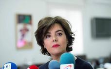 Los críticos del PP de la capital, con Sáenz de Santamaría