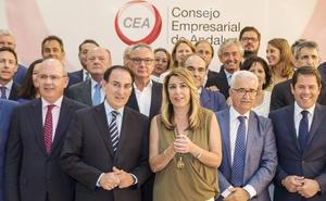 Díaz promete una nueva supresión de trabas burocráticas a las empresas