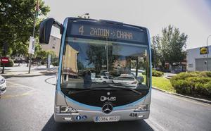 Estas son todas las paradas y líneas de autobús que se usan en Granada desde hoy