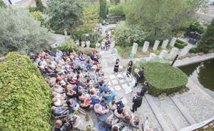 Concierto de música clásica y bandas en el Aljibe del Rey