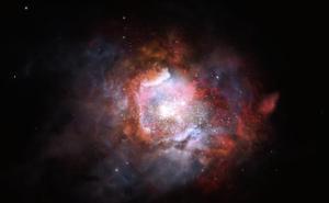 Sugieren la formación de muchas más estrellas masivas de las imaginadas