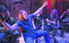 La banda Pápa Júlu y Los Arrabaleros ofrecen un concierto benéfico en las 'Noches de Palacio' en Jaén