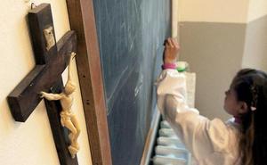 La religión no contará para la nota media en los colegios