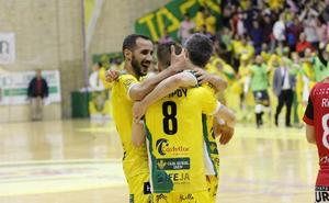Duro inicio de calendario para el Jaén Paraíso Interior FS en la liga 2018-2019