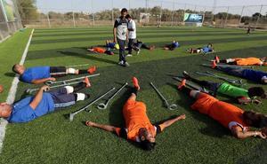 El primer equipo de fútbol de amputados: «Es una doble victoria para nosotros»
