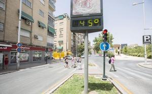 Hace justo un año vivimos el día más caluroso de la historia de Granada