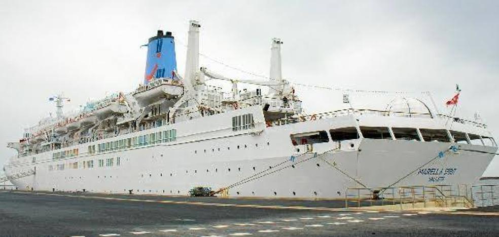 'Sirena' y 'Marella Spirit', dos nuevos cruceros para el puerto de Almería