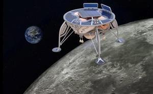 Israel tomará la Luna en febrero