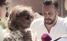 María Teresa Campos, sobre la operación de Terelu: «Mi niña está bien»