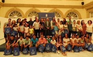 'Vacaciones en Paz' para 71 niños saharauis en Almería