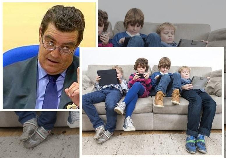 «Estamos criando niños muy 'lights'. Tenemos que dejarles que se busquen la vida»