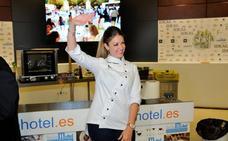 Verónica Toledano gana el III Jaén Chef