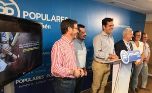 El PP critica que los jienenses pagarán seis euros más por llenar el depósito de gasoil