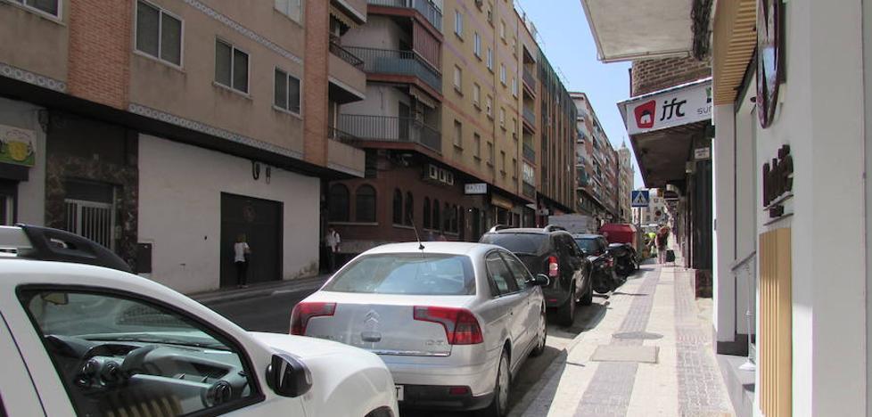 Eduardo Arroyo, con aceras más anchas y sin aparcamiento