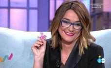Toñi Moreno, renovada un año más en Telecinco