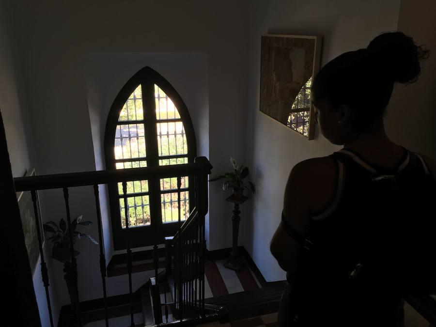 Deterioro en las ventanas de la Huerta de San Vicente