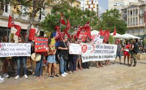 Dependientes del textil rompen el diálogo social tras plantear la patronal subidas del 0,7% anual