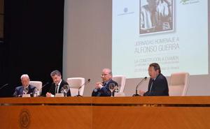 Alfonso Guerra y Rubalcaba analizan el posible cambio constitucional y la crisis catalana