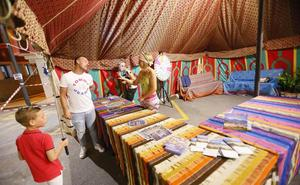 Vélez de Benaudalla celebra su séptima edición de la Expo Nazarí