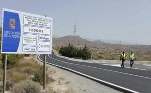 La Diputación de Almería invierte 150.000 euros en la mejora de los accesos al conjunto arqueológico 'Los Millares'