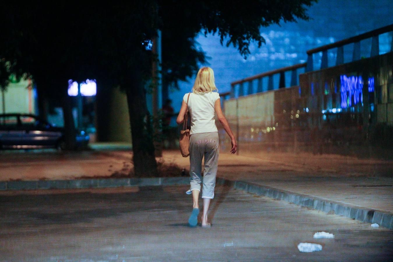 Los nuevos escenarios de la prostitución