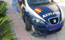 Ratifican su ingreso en prisión por embestir a la Policía y herir a cuatro agentes en Motril