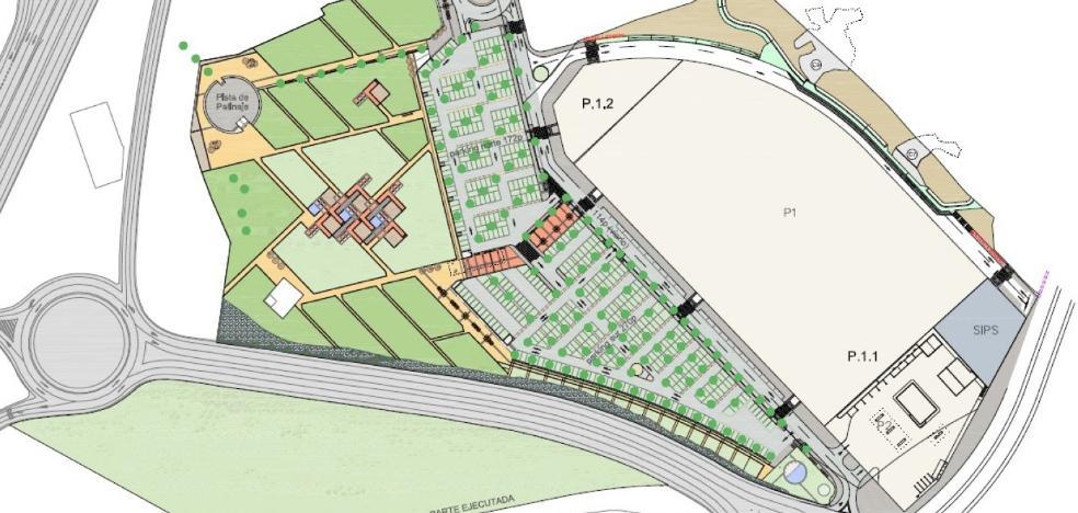 Un recurso de la patronal paraliza el concurso para urbanizar el sector de Ikea