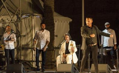La esencia pura de La Chanca, en el recital de Marina Heredia