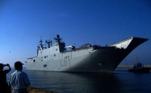 Unidades de la Armada, en misiones actuales del exterior