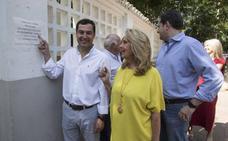 Juanma Moreno asegura que blindará por ley una cartera de servicios educativos uniforme