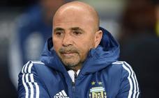 Jorge Sampaoli deja de ser seleccionador argentino