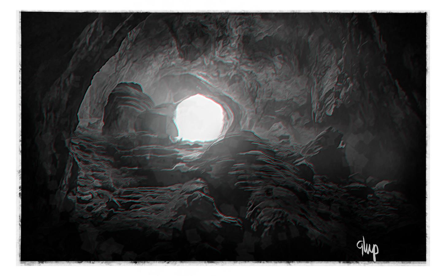 Lo primero fue la cueva
