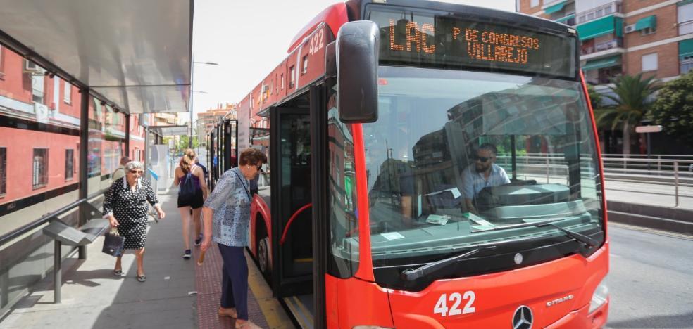 Granada dice hoy adiós a la LAC con un plano de buses que aspira a recuperar 10.000 usuarios