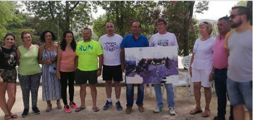 27 participantes en el I Concurso de Pintura de Agrupación de Mogón
