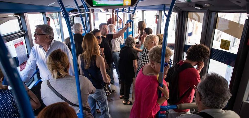 El Ayuntamiento habla de «normalidad» en la primera mañana de las nuevas líneas de autobús