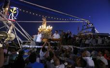 La Costa se rinde a la Virgen del mar