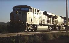 El mayor robot del mundo es un tren minero