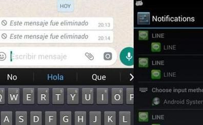 Llegan a Whatsapp los mensajes que se autodestruyen: así puedes evitar que te espíen