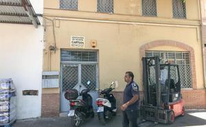 Detenido el presidente de los vecinos de Cartuja por tener una plantación de marihuana en la sede