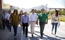 Moreno critica la «pésima gestión» de la Junta de Andalucía en el Cabo de Gata