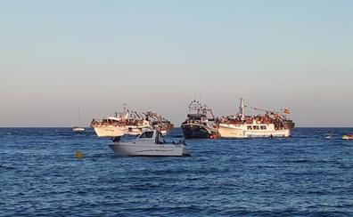 La provincia venera a la patrona de la mar
