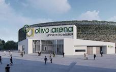 Diputación confía en que se puedan cumplir los plazos del Olivo Arena y las obras empiecen este año
