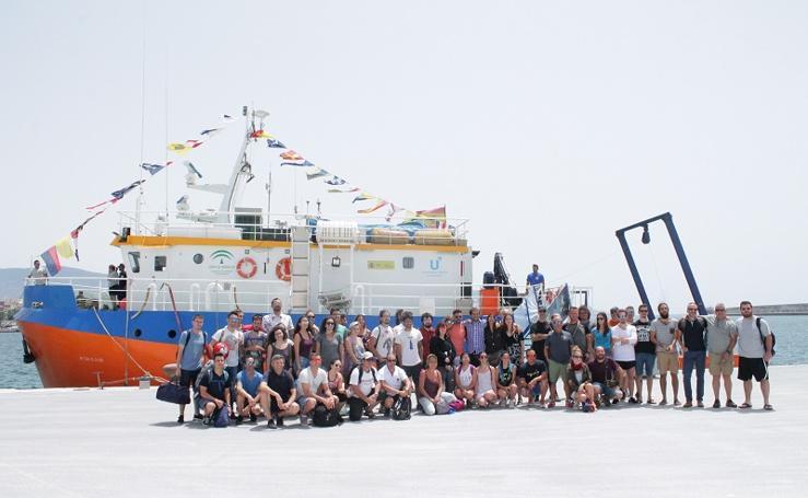 Un barco para estudiar el mar