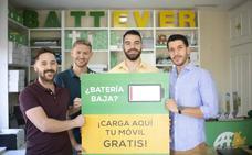 Battever expande sus estaciones de carga de móviles a varios países